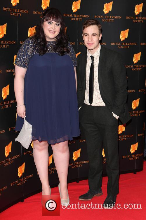 sharon rooney nico mirallegro the rts awards 2014 4116869