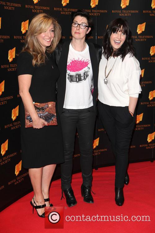 The , Tracey-ann Oberman, Sue Perkins and Anna Richardson 5