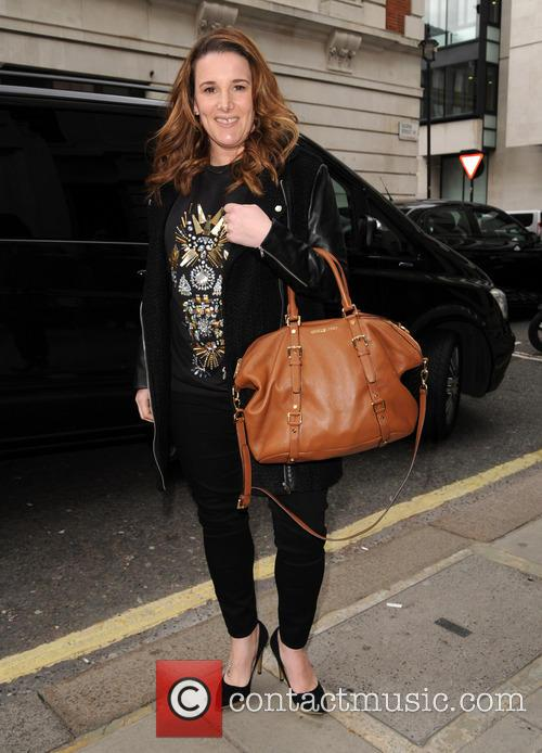 Sam Bailey visits Radio 2