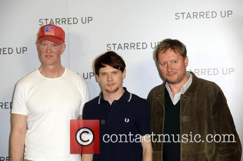 Jonathan Asser, Jack O'Connell and David McKenzie 1