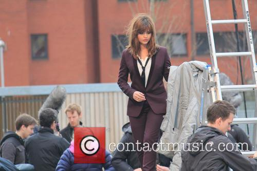 Dr Who Filming