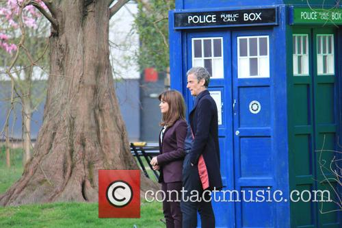 Peter Capaldi and Dr Who 2