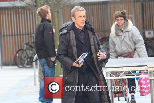 Peter Capaldi and Dr Who 9