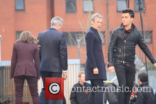 Peter Capaldi and Dr Who 7
