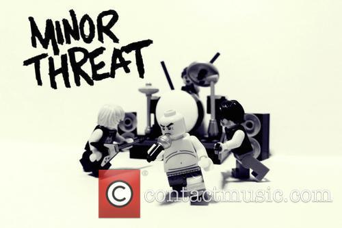 Minor threat as lego