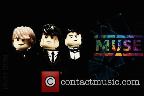 Muse As Lego Figures