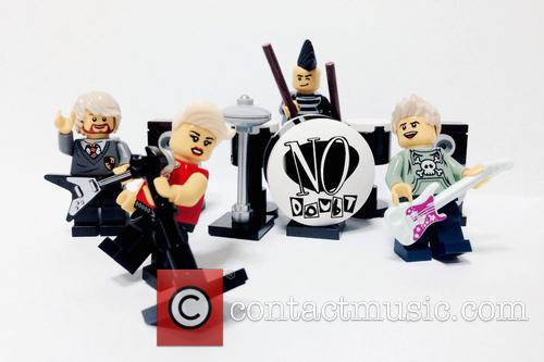 Rock bands as LEGO