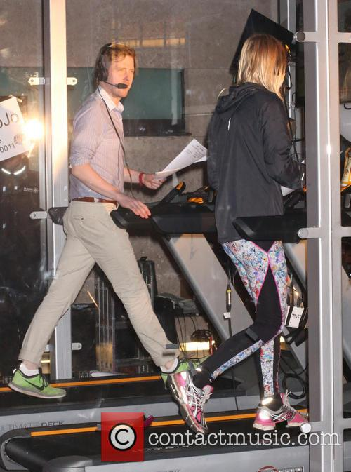 Jo Whiley and Ricky Wilson 4