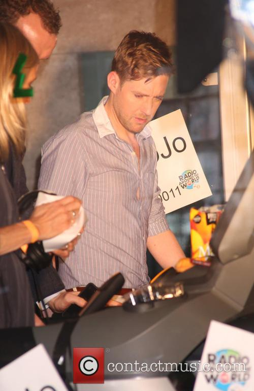 ricky wilson jo whiley 26 mile treadmill 4118094