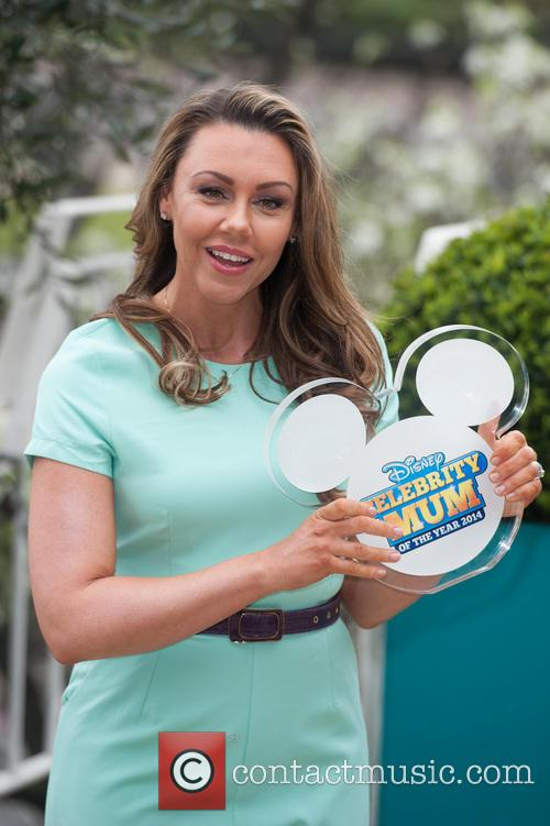 Disney Celebrity Mum of the Year