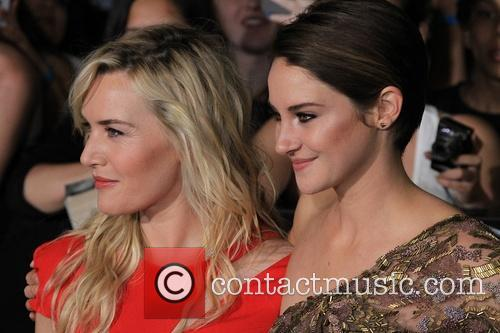 Kate Winslet and Shailene Woodley 3