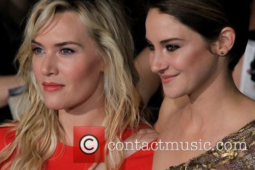 Kate Winslet and Shailene Woodley 6