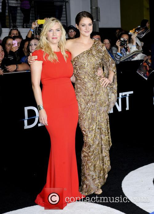 Kate Winslet and Shailene Woodley 2