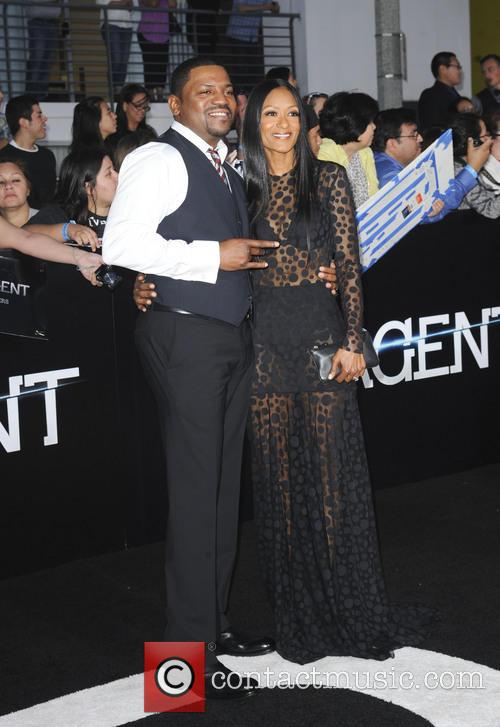 Mekhi Phifer and Wife 3
