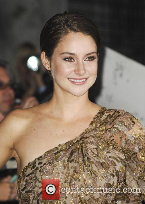 Shailene Woodley, Divergent Premiere