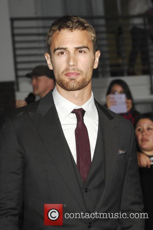 Film Premiere of Divergent