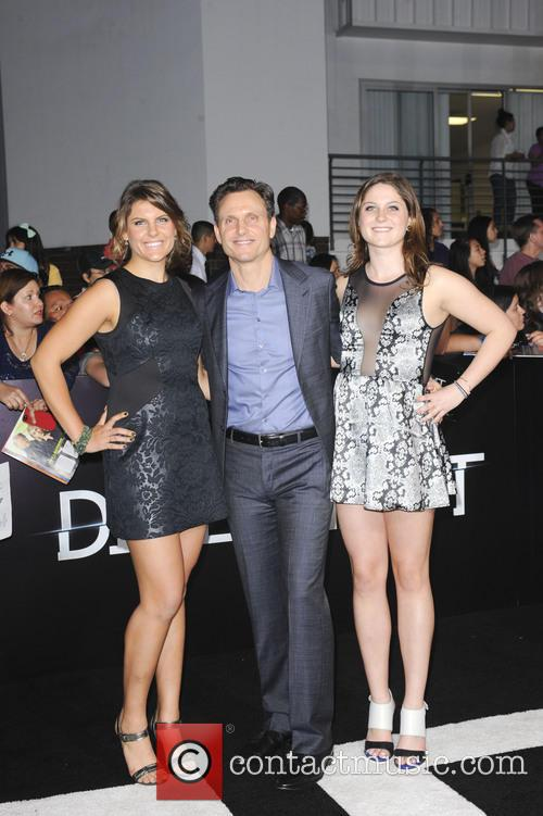 Tony Goldwyn and Family 3