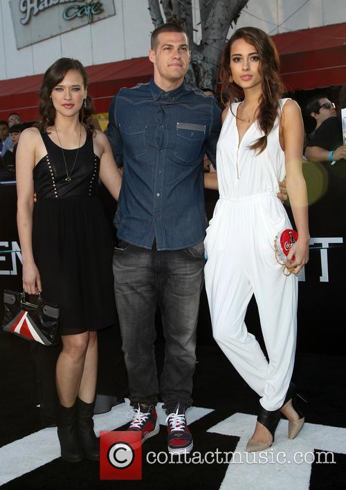 Brina Palencia, Greg Finley and Chelsea Gilligan 3