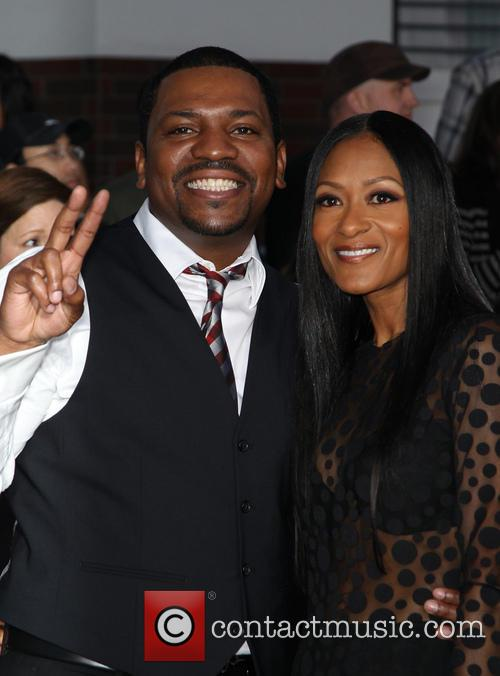 Mekhi Phifer and Reshelet Barnes 1
