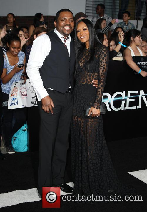 Mekhi Phifer and Reshelet Barnes 2