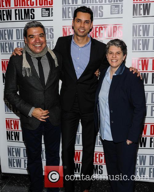 Eugene Hernandez, Rejendra Roy and Lesli Klainberg