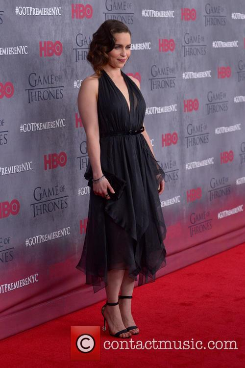 "New York Premiere  of ""Game of Thrones"""