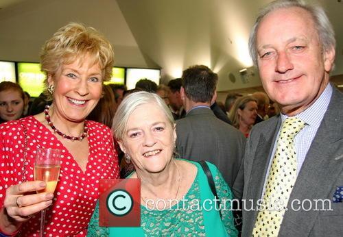 Anne Widdecombe, Christine Hamilton and Neil Hamilton