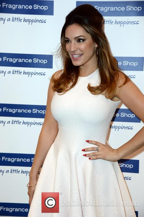 Kelly Brook engagement ring