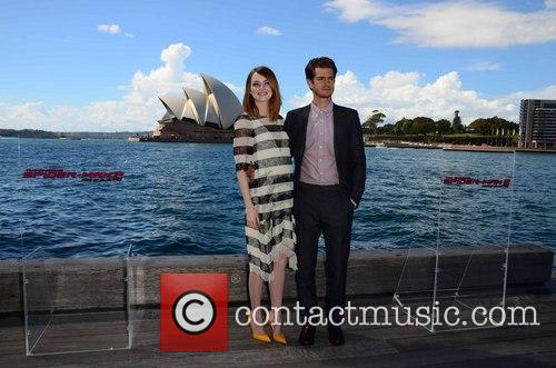 Andrew Garfield and Emma Stone 6