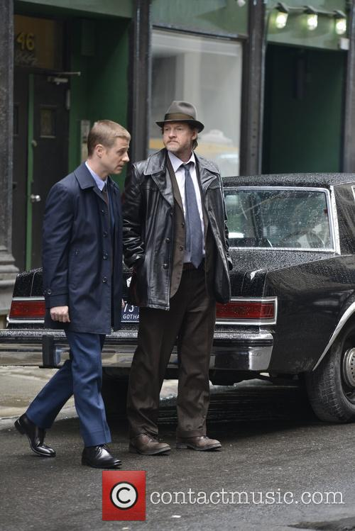 Ben Mckenzie and Donal Logue 5