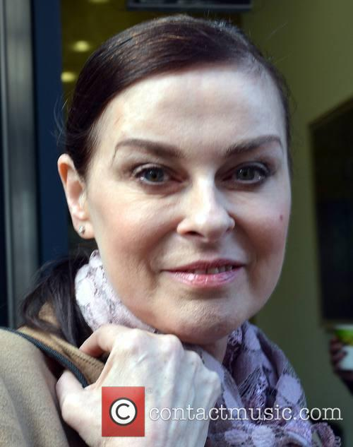 Lisa Stansfield spotted in Dublin