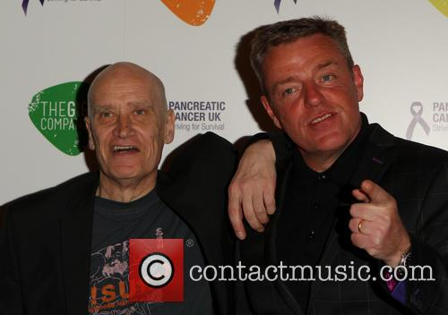 Graham Mcpherson Aka Suggs and Wilko Johnson 4