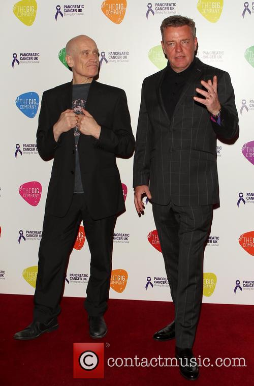Graham Mcpherson Aka Suggs and Wilko Johnson 1