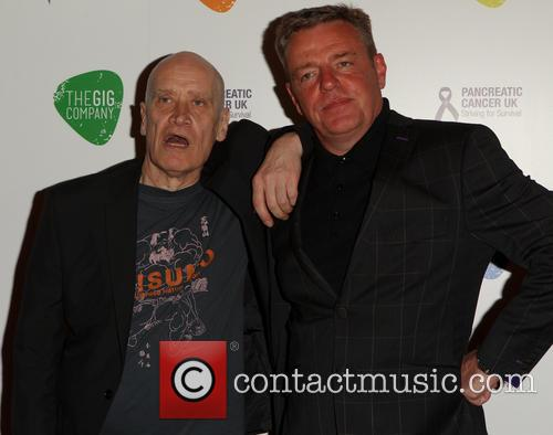 Graham Mcpherson Aka Suggs and Wilko Johnson 8
