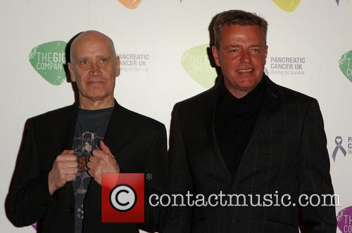 Graham Mcpherson Aka Suggs and Wilko Johnson 9