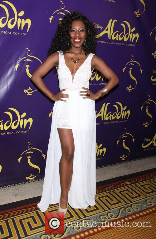 Opening Night After Party for Broadway's Aladdin -...