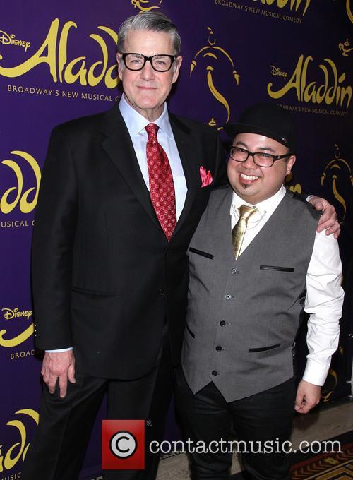 Jonathan Freeman and Don Darryl Rivera