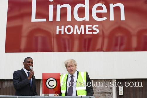 Mayor of London Photocall