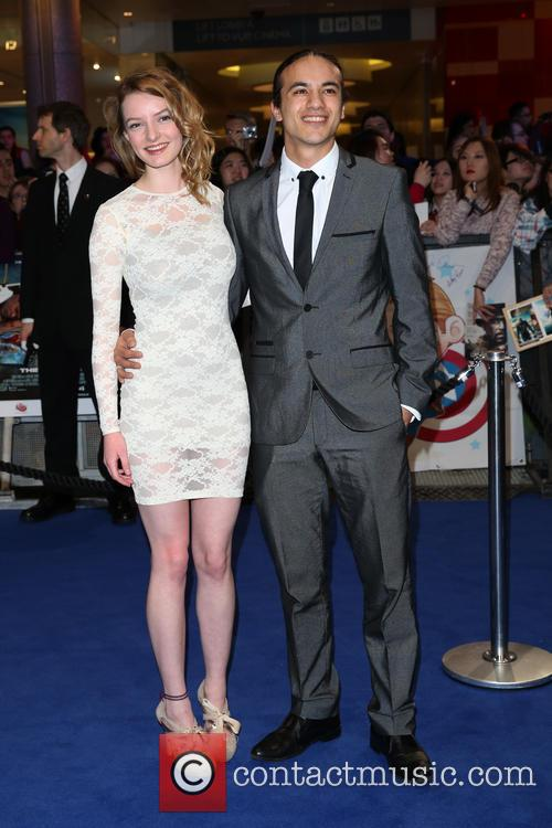 Dakota Blue Richards and Guest 10