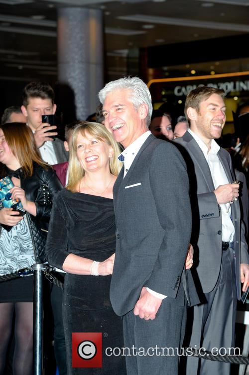 The , Philip Schofield and Stephanie Schofield 4