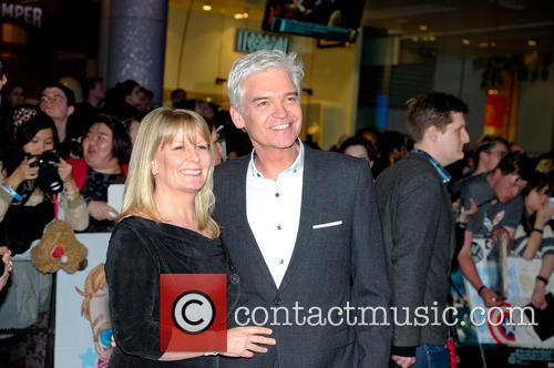 The , Philip Schofield and Stephanie Schofield 5