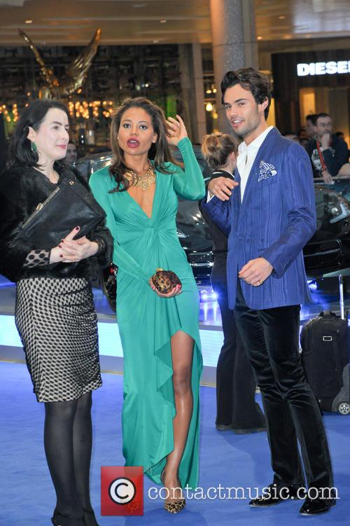 The , Emma Mcquiston and Mark-francis Vandelli 8
