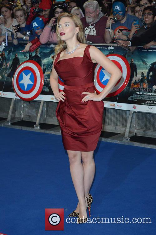 Captain America: The Winter Soldier UK Premiere