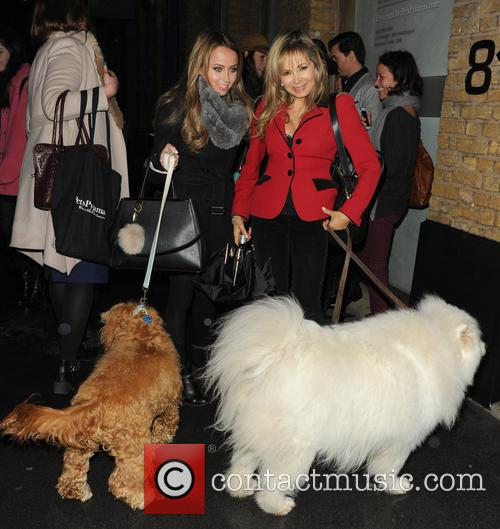 The , Annabel Karmel and Guest 1