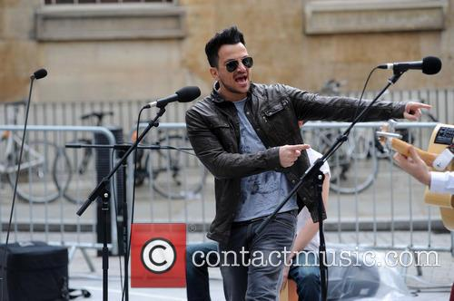 Peter Andre and Jo Whiley 5