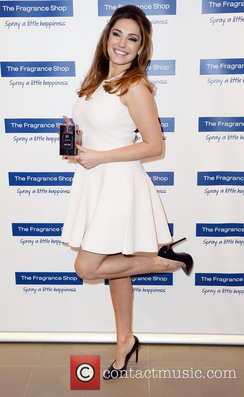 Kelly Brook The Fragrance Shop Manchester