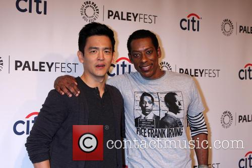 John Cho and Orlando Jones 3