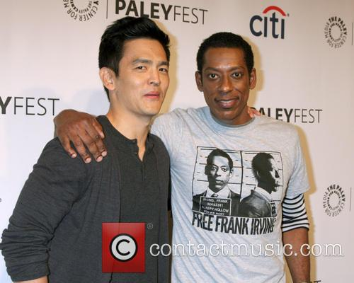 John Cho and Orlando Jones 1