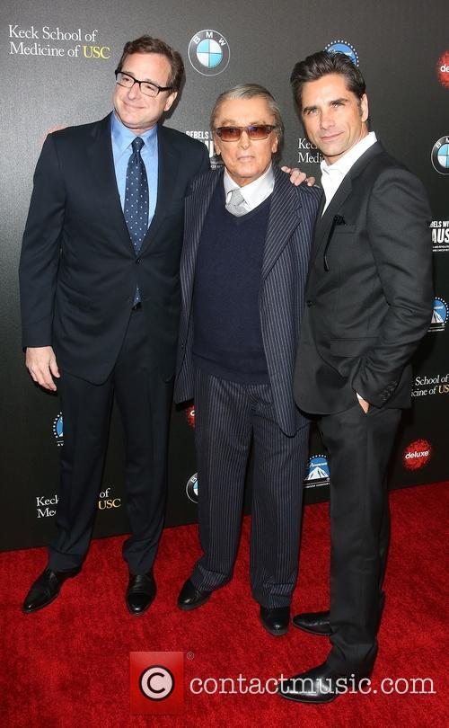 Bob Saget, Robert Evens and John Stamos 3