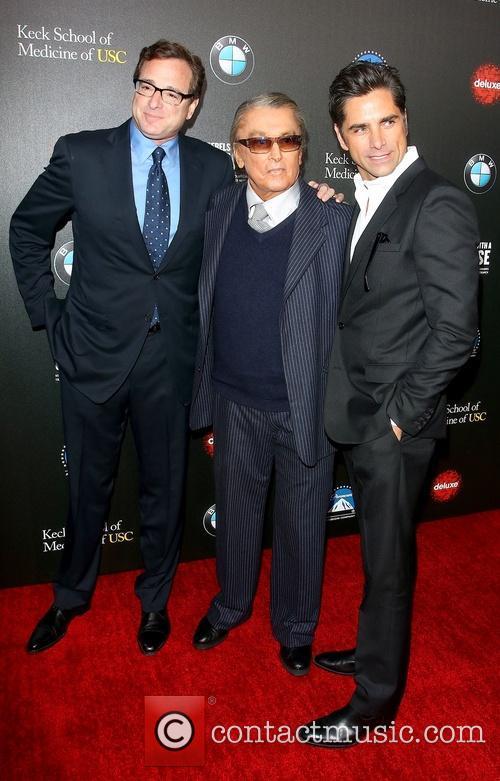 Bob Saget, Robert Evens and John Stamos 4